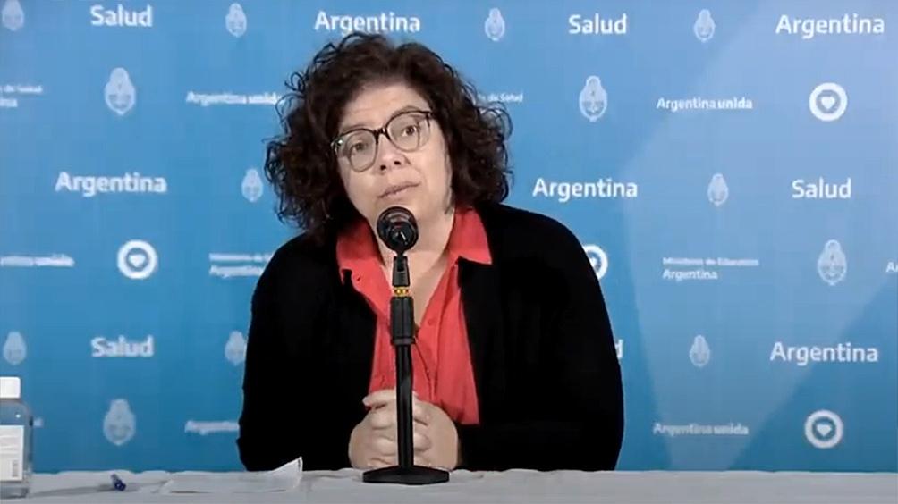 Argentina: Fueron 9.065 los casos nuevos de covid19