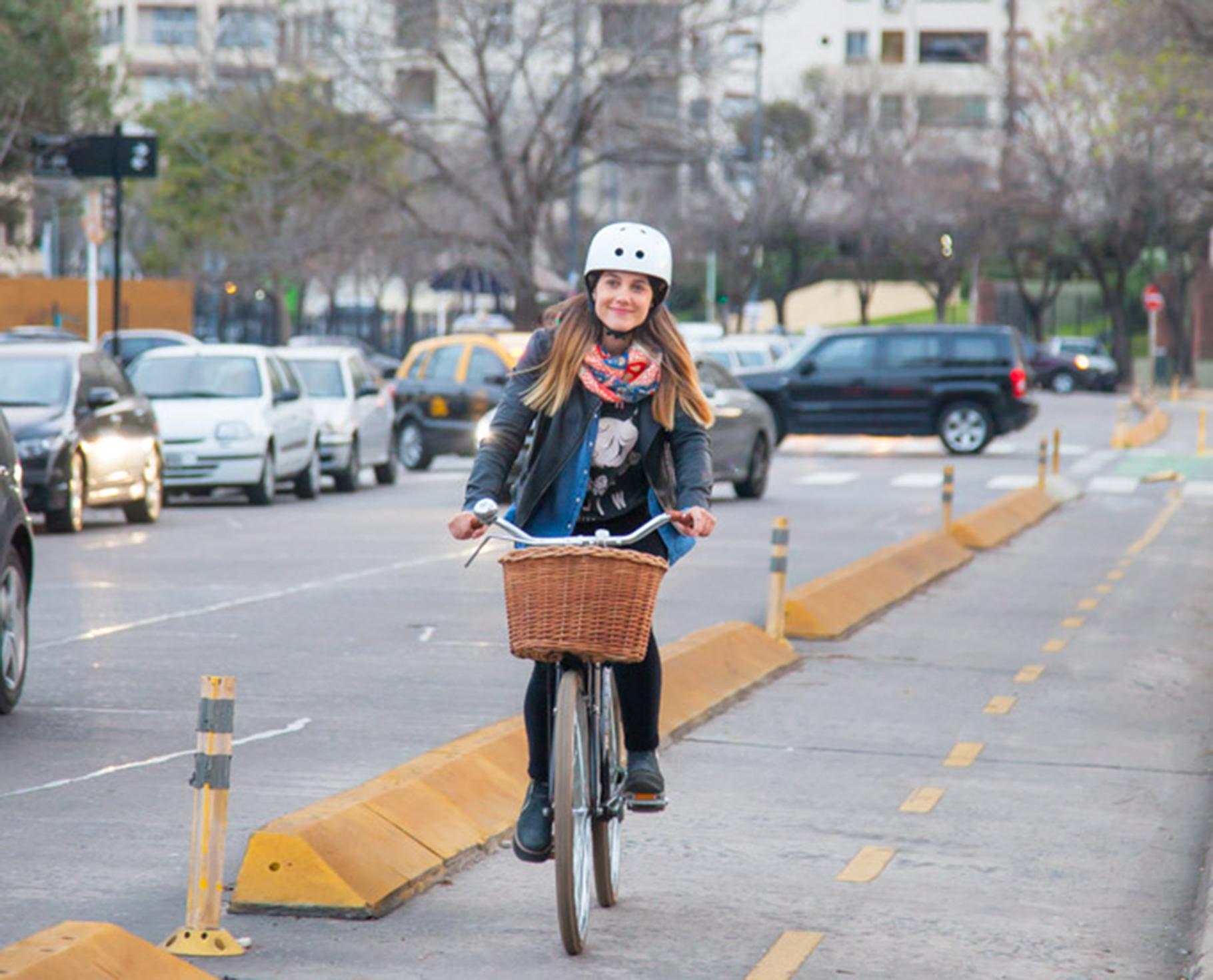 Ciclovías: aumentaron los ciclistas en CABA, especialmente mujeres
