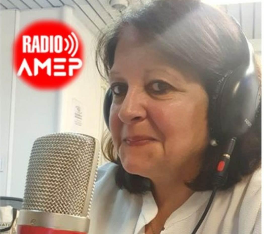 Cada martes, Marina Bussio, recorre Buenos Aires por Radio AMEP