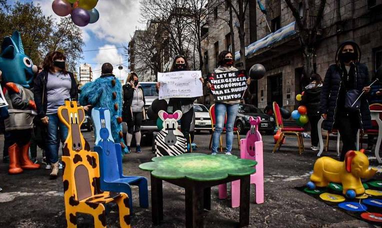 Salones de Fiesta: piden habilitación para reabrir