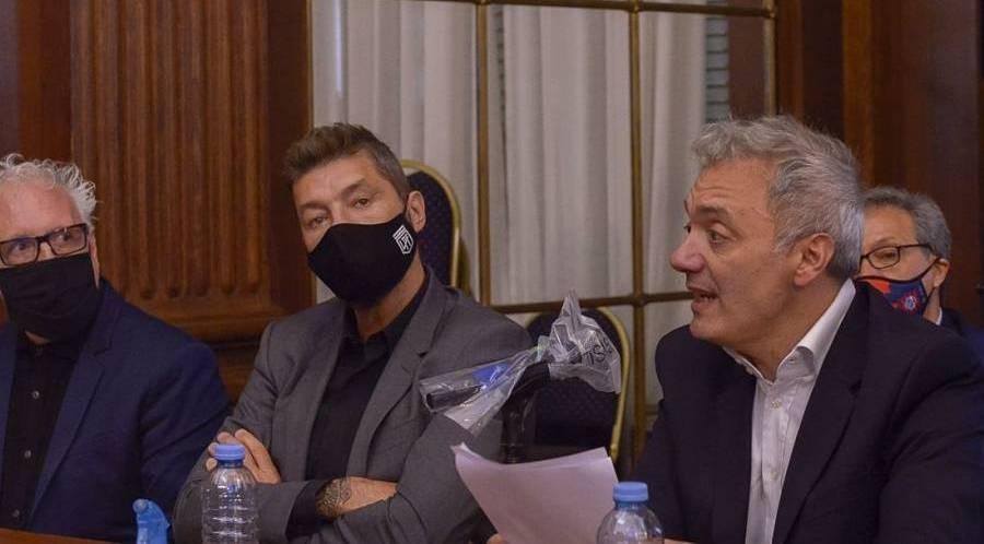 San Lorenzo: Comenzó a tratarse el proyecto de rezonificación del predio de Av. La Plata