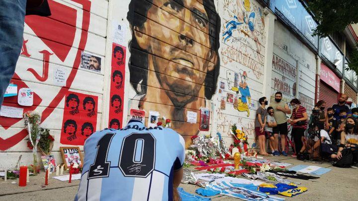 Legislatura: Buscan crear un circuito turístico en homenaje a Diego
