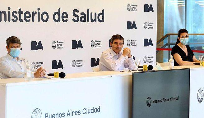 """En la ciudad """"hubo un pequeño aumento de casos"""", dijo Quirós"""
