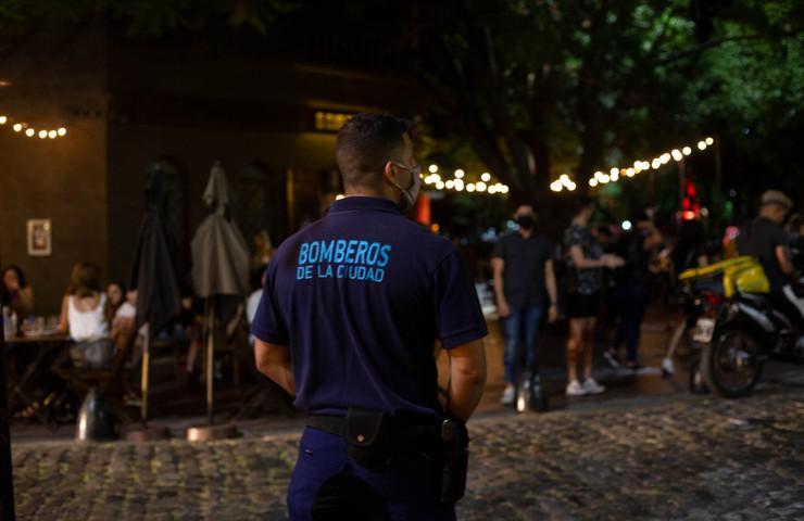 El Gobierno porteño realizó controles diurnos y nocturnos en la Ciudad