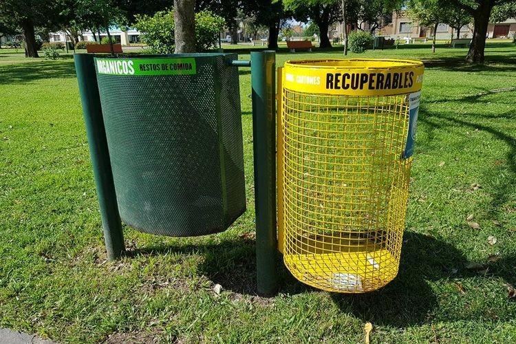 Una Ciudad mucho más reciclable