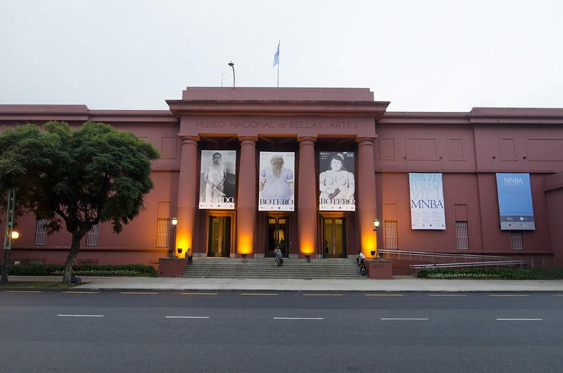 Arte y Cultura en la Ciudad Porteña