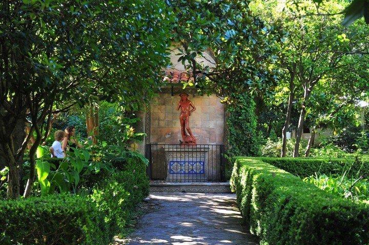 Propuesta para visitar el Museo y el jardín andaluz