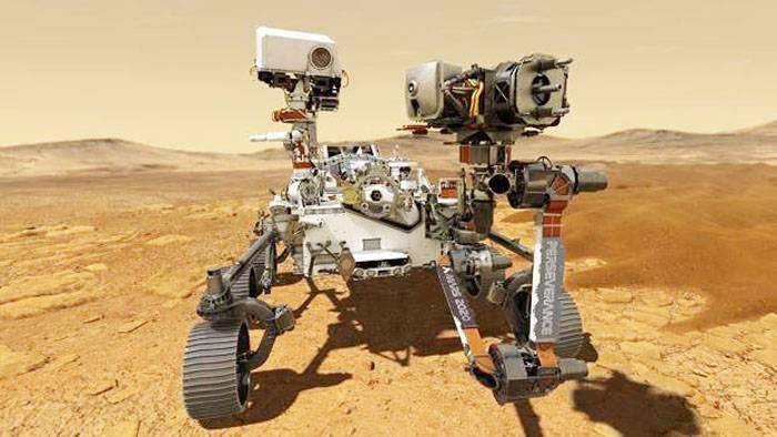 Marte en el Planetario BA