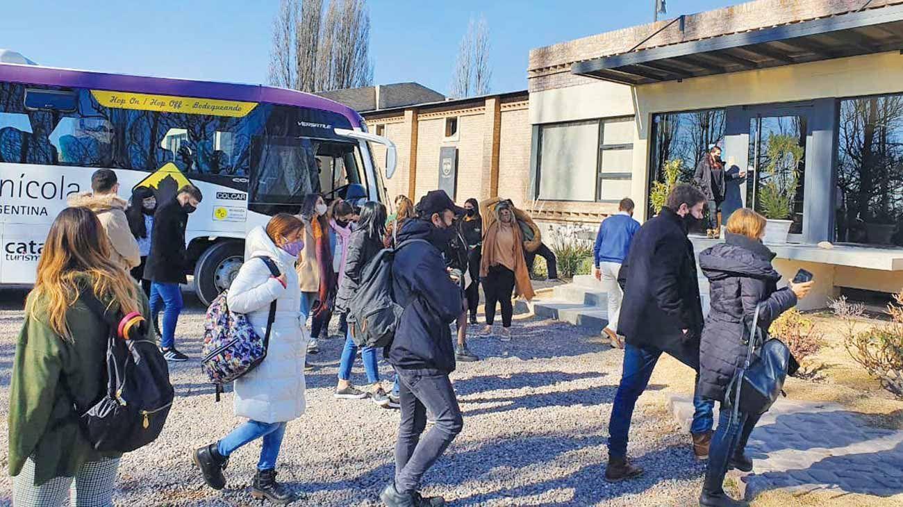 Vacaciones de invierno: en el país hay una ocupación turística de 75 %