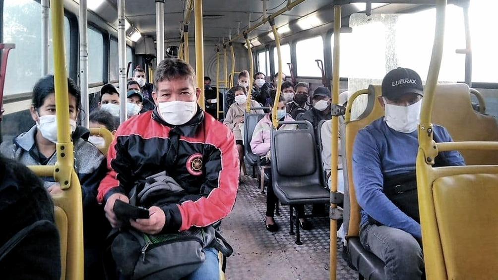 AMBA: A partir de hoy se amplía el cupo de pasajeros en colectivos, trenes y subtes