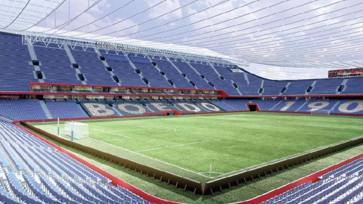 Boedo: Día histórico para San Lorenzo y la construcción del estadio