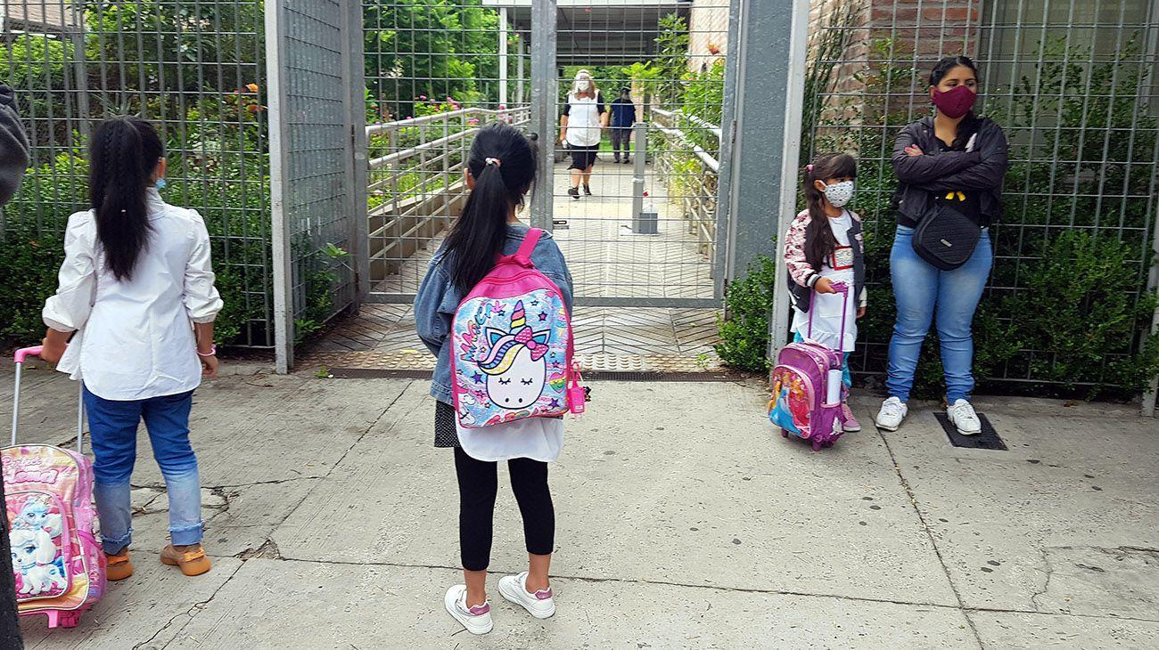 CABA: 21.893 preinscripciones en el primer día de inscripción escolar en línea