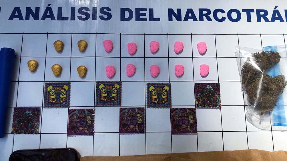 Belgrano: Detuvieron a un dealer que tenía más de 800 pastillas